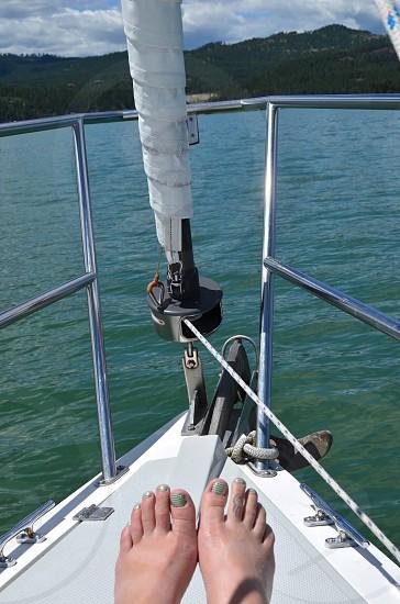 Sailing lifestyle  photo