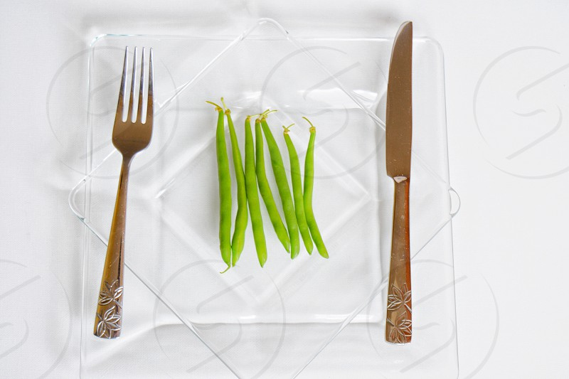 Eat green photo