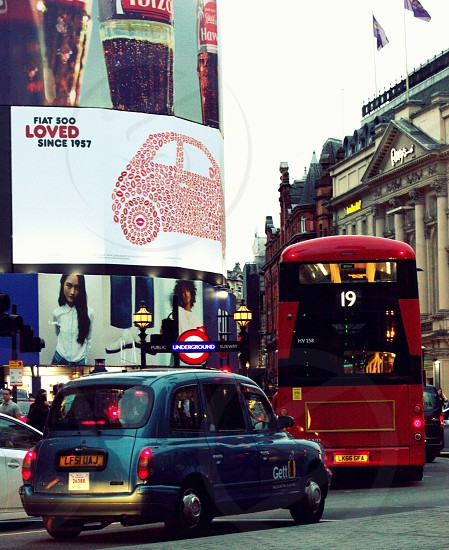 London cars street  photo