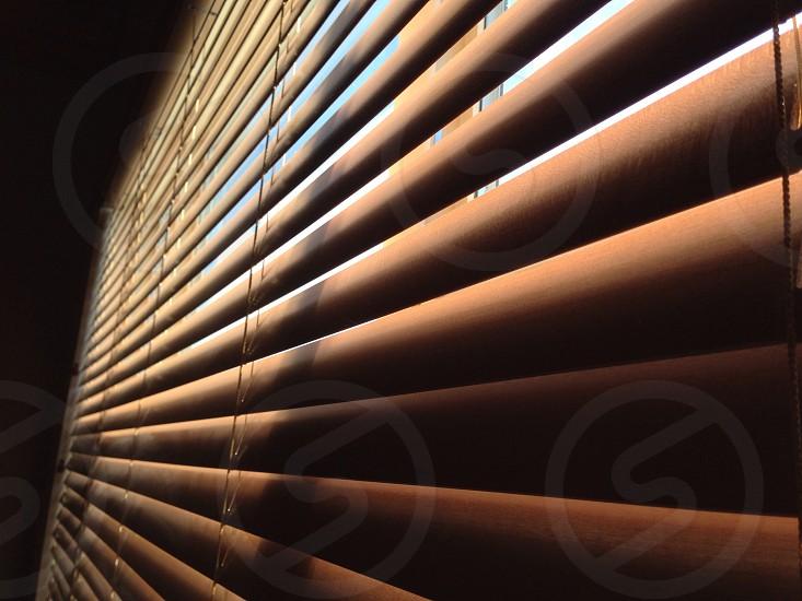 Abstract shadows photo