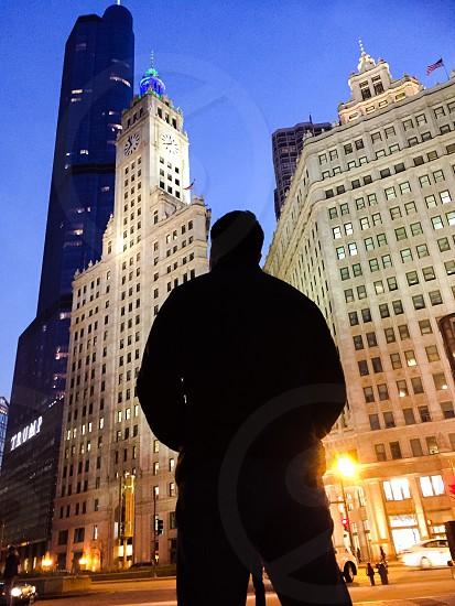 Enjoying Chicago photo