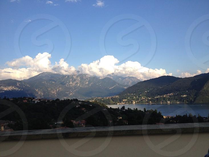 Lake Como • Italy photo