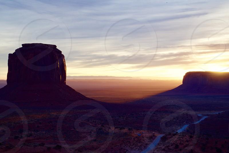 Monument Valley Utah photo