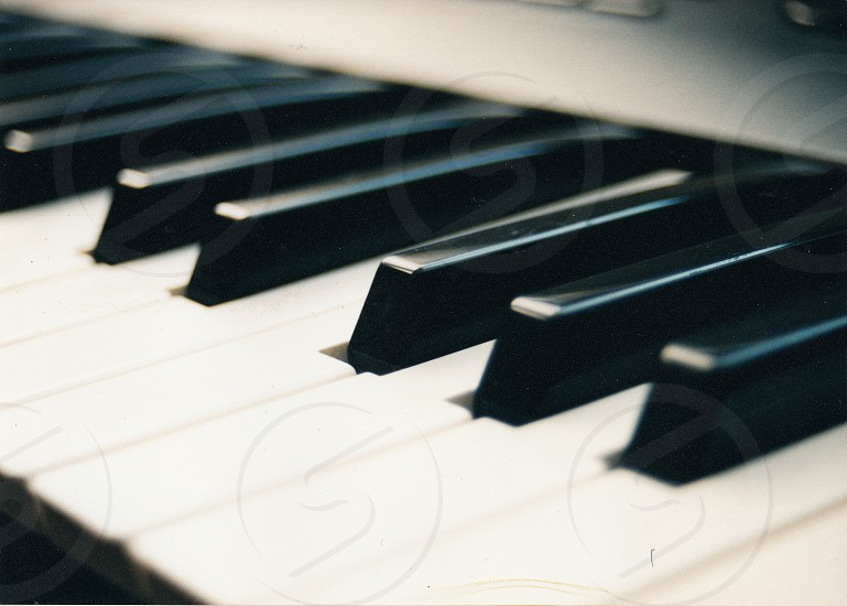 Keyboard Close-Up photo
