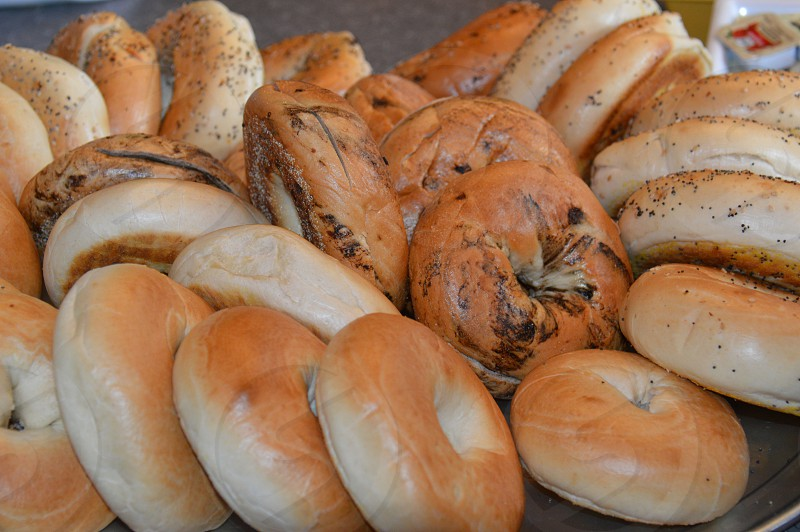 Assorted Bagels photo