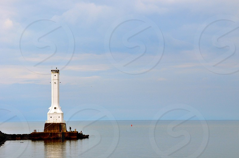 Huron Lighthouse - Lake Erie - Huron Ohio (USA) photo