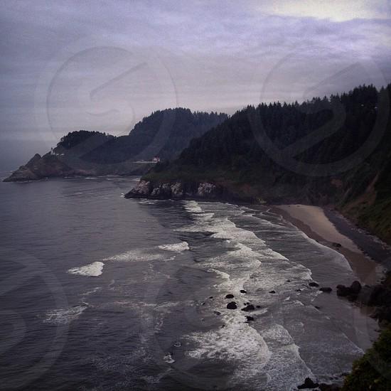 Oregon Coast. photo