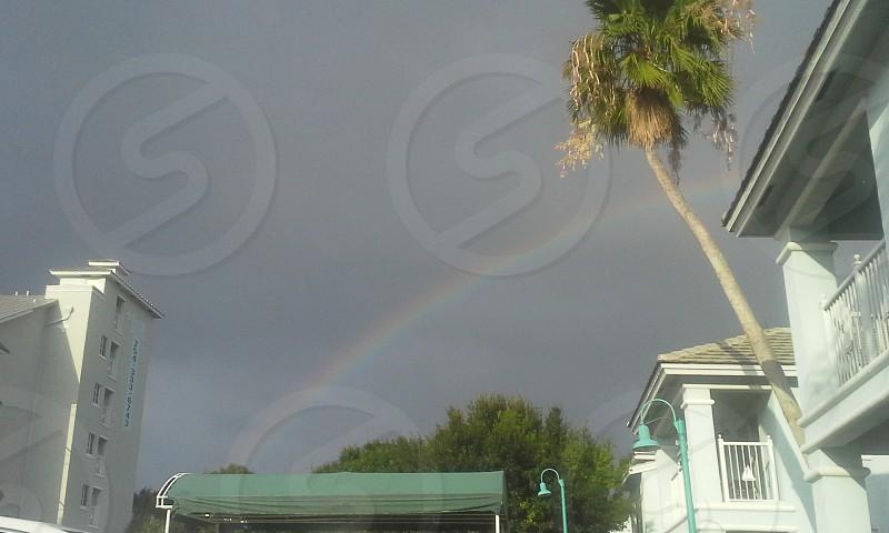 earths rainbow photo