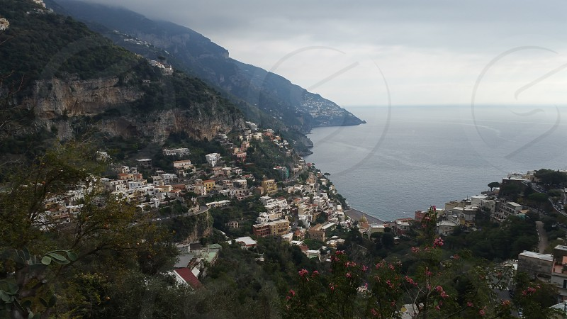 positano Italy photo
