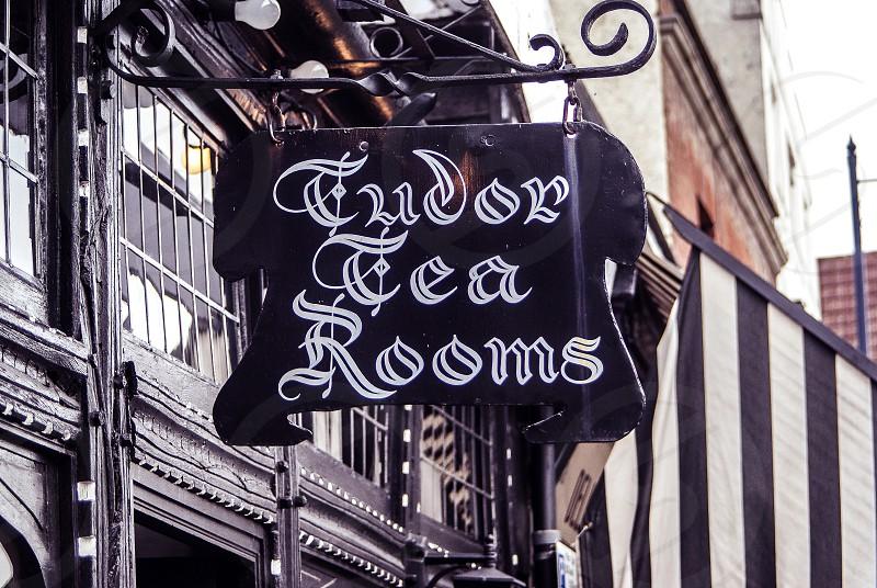 Tudor tea room whitstable  photo