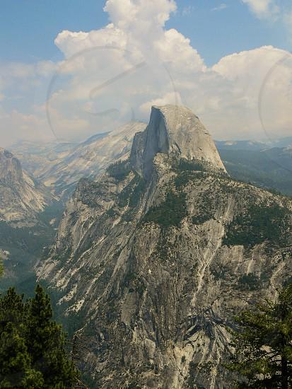 Yosemite national park CA photo