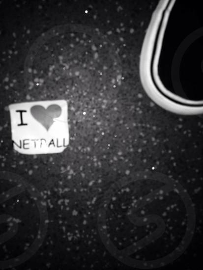 I <3 netball photo
