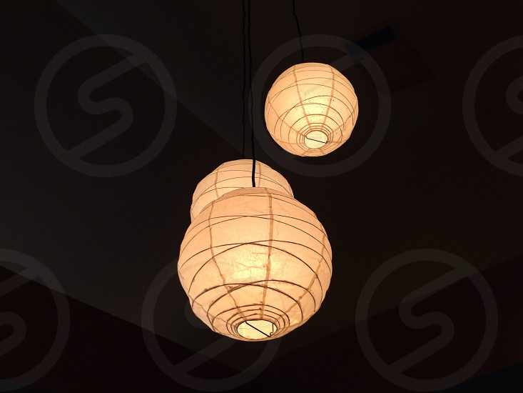 Jappanes lamp  photo