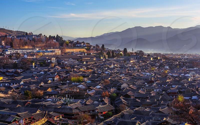 Lijiang China photo