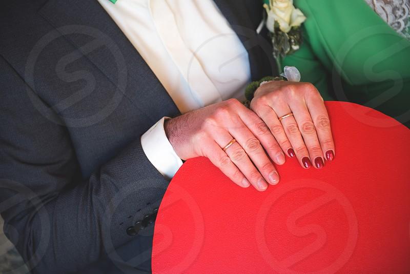 human hands photo