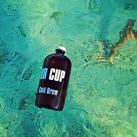 #coldbrew #coffee #urcup #ocean #travel photo