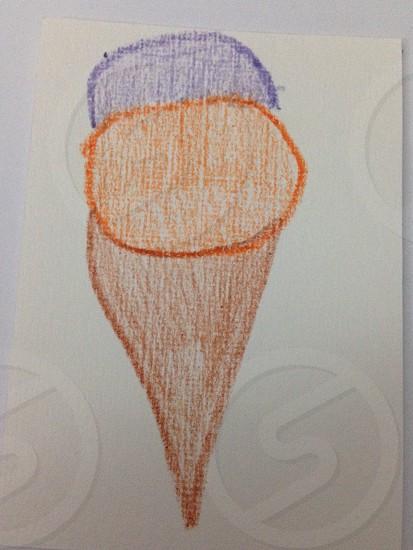 ice cream cone :) photo