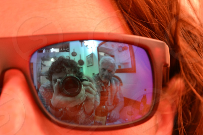 Mirror Lens photo