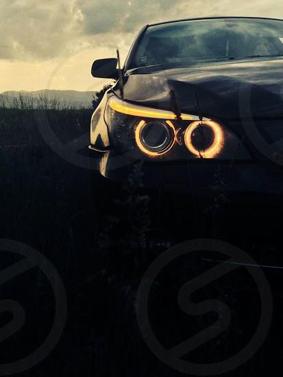 BMW e60 angeleye detail. Iam especially proud of this photo!  photo