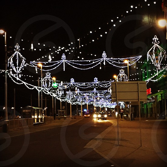 Blackpool illuminations photo
