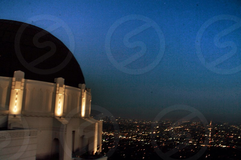 Griffith Park Observatory  photo