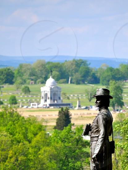 Gettysburg National Military Park - Gettysburg Pennsylvania (USA) photo