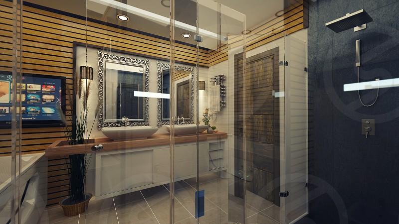 Classic bathroom photo