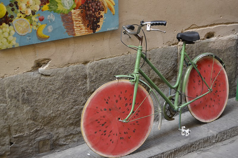 Watermelon BIKE photo