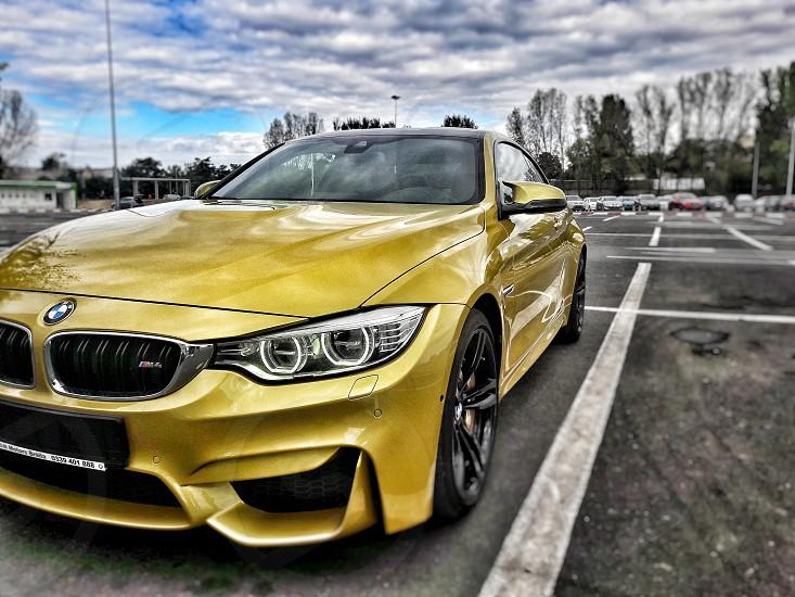 BMW M4 photo