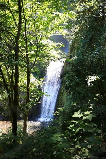 water falls photo photo