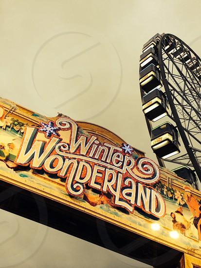 Winter Wonderland - London 2014 photo