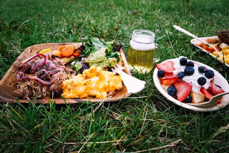 July 4th picnic at Snowmass photo