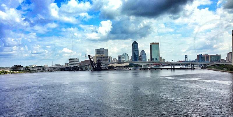 Downtown Jacksonville Fl #city  photo