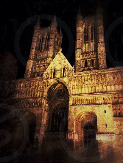 Lincoln cathedral UK photo