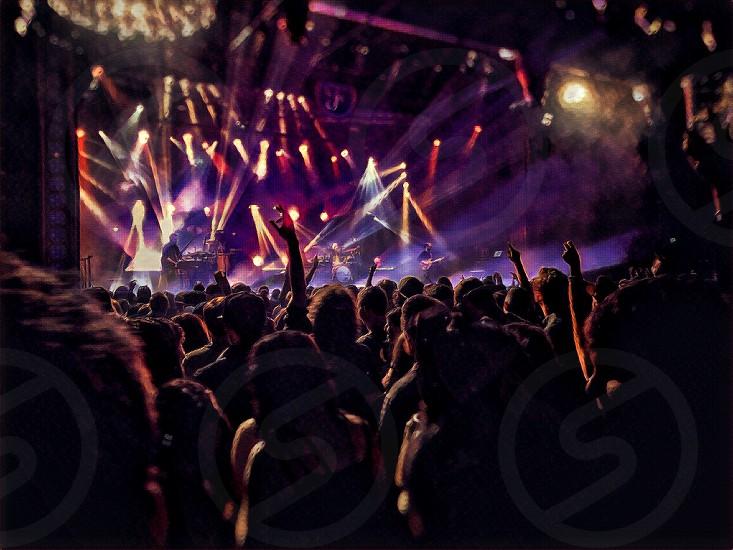 Concert show live Denver event band performance photo