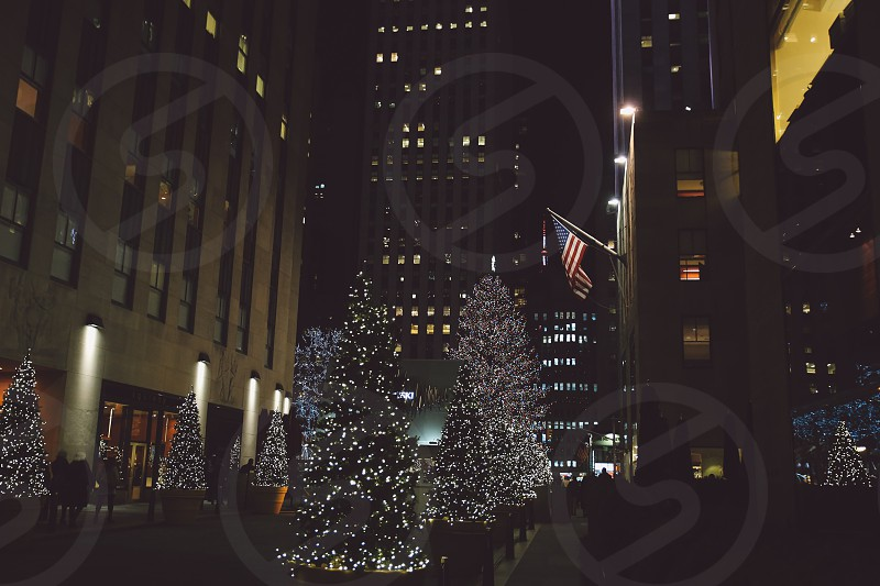 Christmas around the world - New York photo