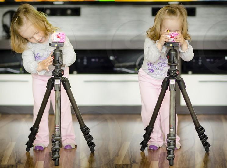 Small photographer photo