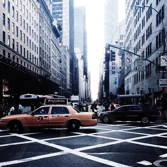 Fifth avenue  photo