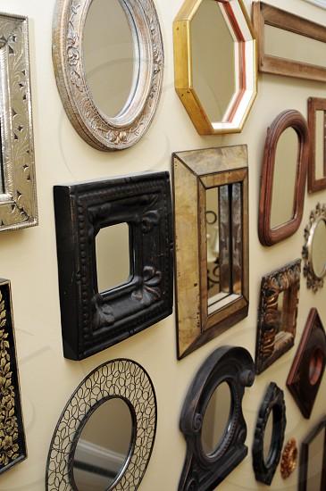 Mirror collection photo