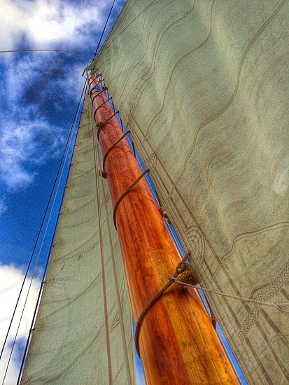 Mighty mast. photo
