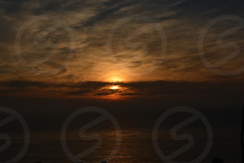 cali sunset <3 photo