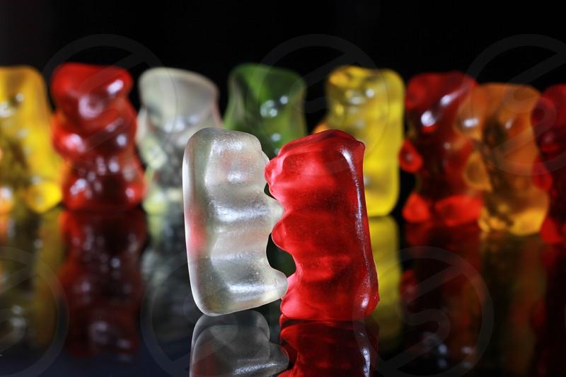 Gummy bears photo