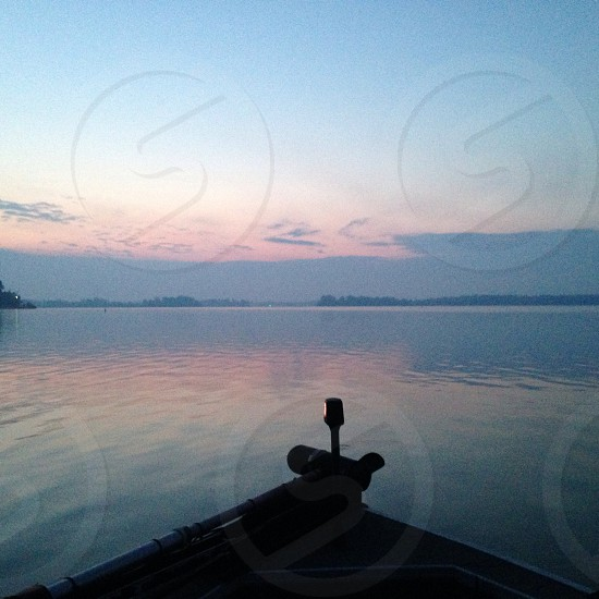 Fishing at 6am.  photo