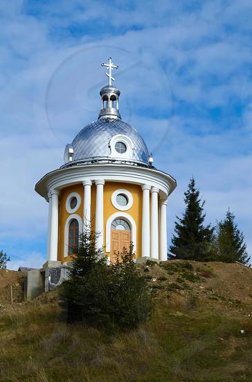 Church in Western Ukraine  photo