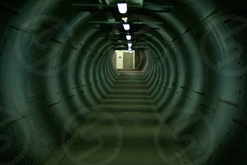 Under ground • tunnel • tube  photo