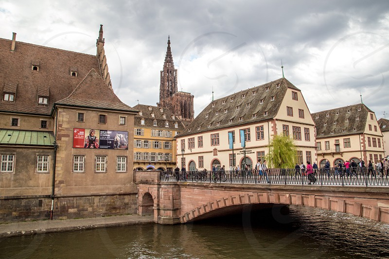 Musee Alsacien is a museum of art and folk tradition in Strasbourg France photo