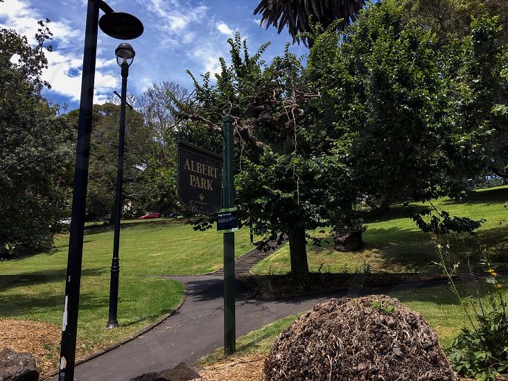 Albert Park photo