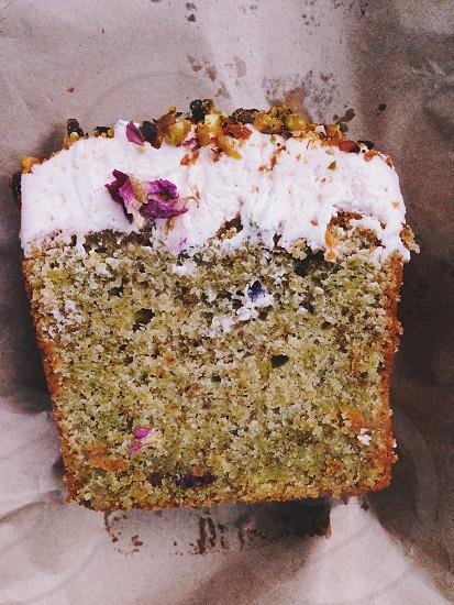 #papercup#glasgow#shop#cake#rose#petal#lavender photo