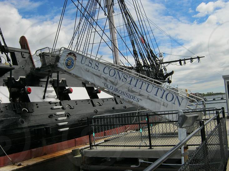 USS Constitution Museum Boston  photo