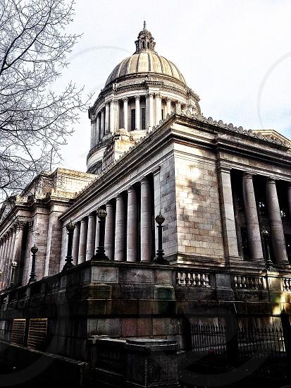 Washington State Capitol Olympia WA 2014 photo